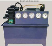 超高压大流量电动泵